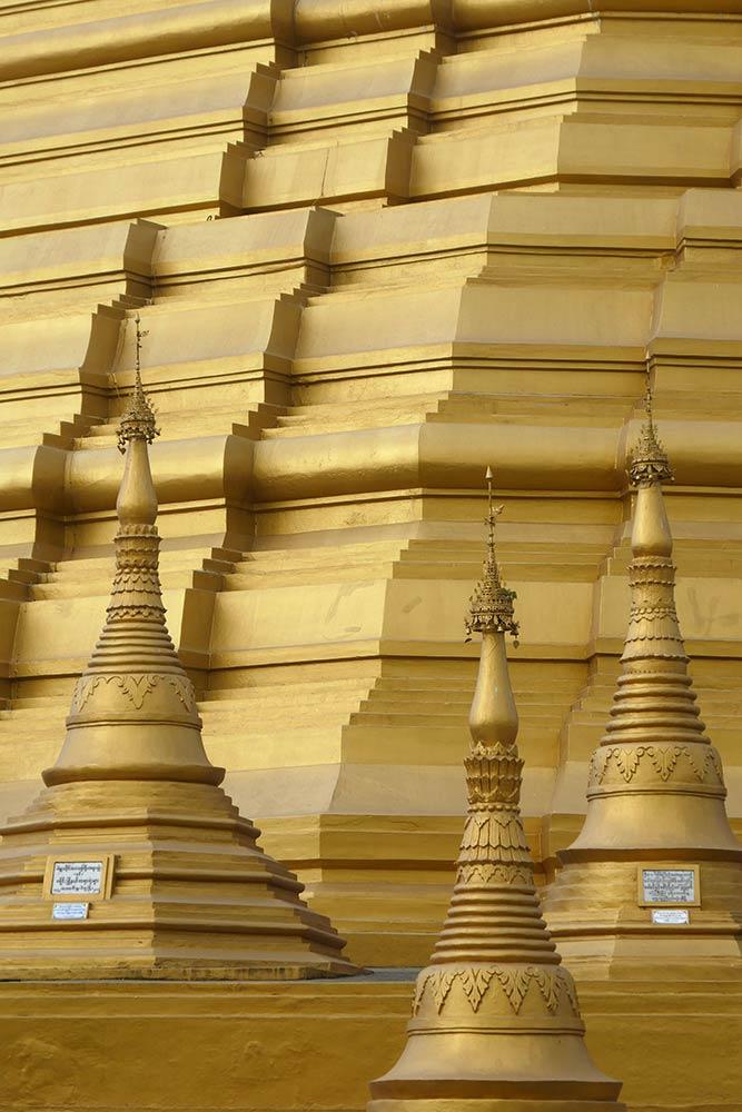Shwe Mawdaw Pagode, Bago
