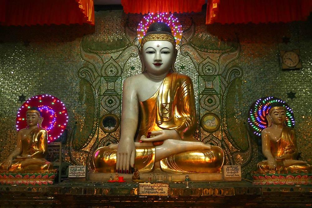 Shwe Mawdaw Pagoda, Bago