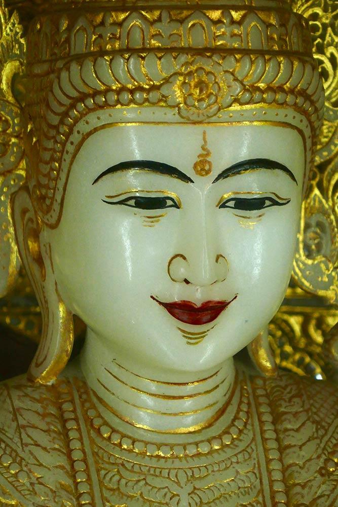 Pagoda di Shwe San Taw, Pyay