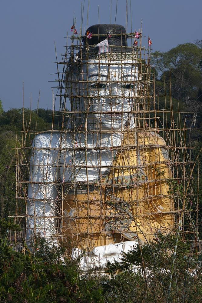 Shwe San Taw Pagode, Pyay