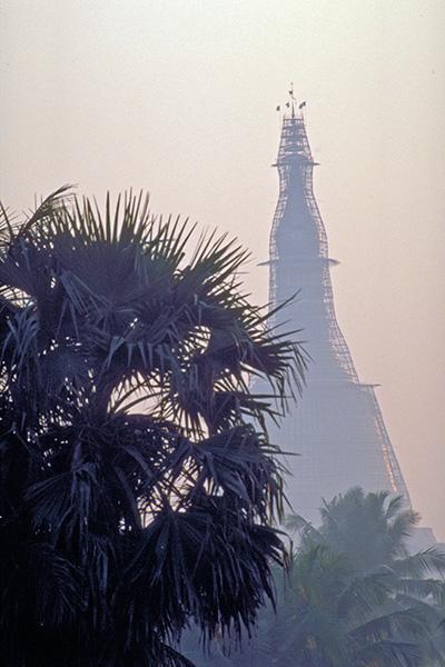 Shwemawdaw Pagode Bago, Birma
