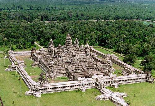 Angkor Wat Antenne