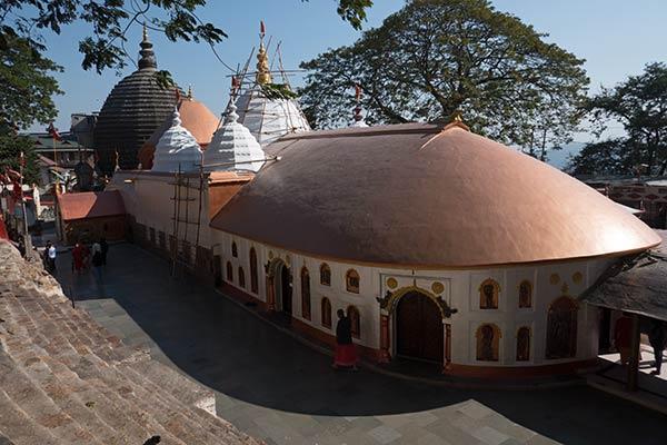 Kamakhya Tempel, Guwahati, Assam
