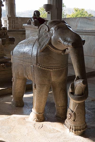 Rajasthan Elephant