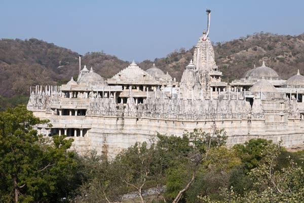 Templo Ranakpur Jain, Rajasthan