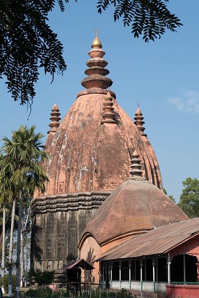 Sivadol Tempel, Sivasagar, Assam