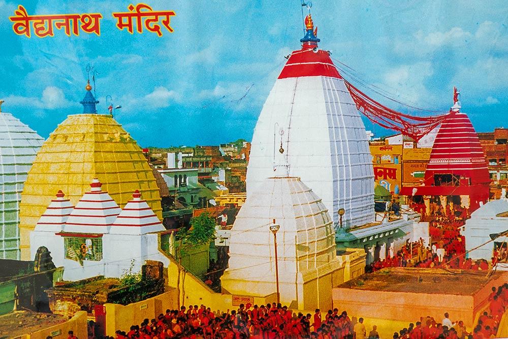 Храм Baidyanathdham Jyotir Linga Shiva, Деогар