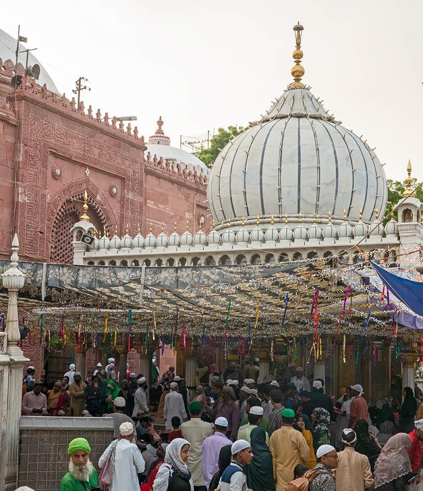 निजामुद्दीन दरगाह, नई दिल्ली