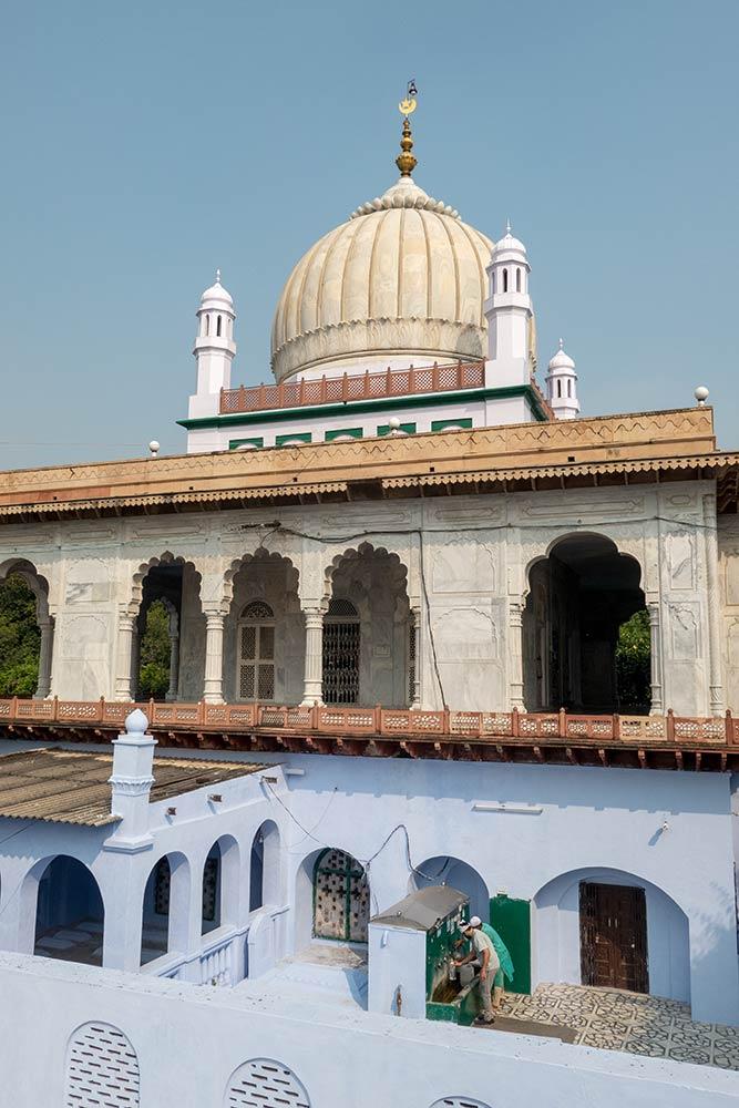 Santuario di Imām Rabbānī Shaykh Ahmad al-Farūqī al-Sirhindī, Fatehgarh Sahib, Punjab