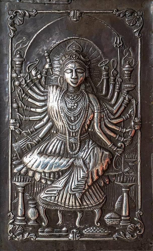 Храм Браджешвари Деви, Кангра