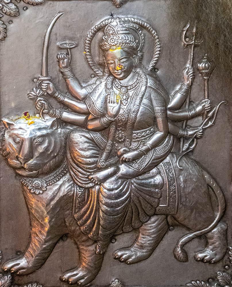 Brajeshwari Devi Temple, Kangra
