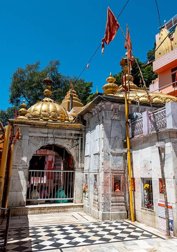 Temple Jwaladevi