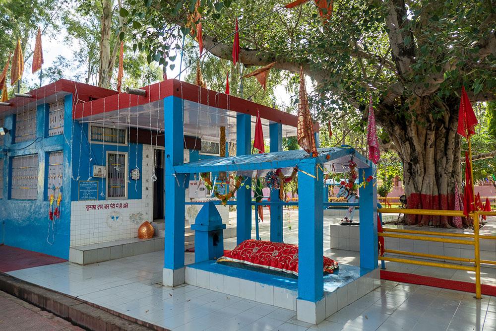 Sanctuaire de Baba Chamliyal, Jarhabtal
