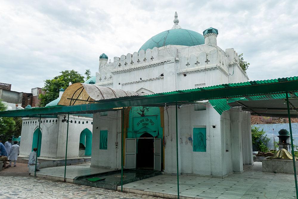 Ziyarat Peer Mitha (sanctuaire musulman), ville de Jammu