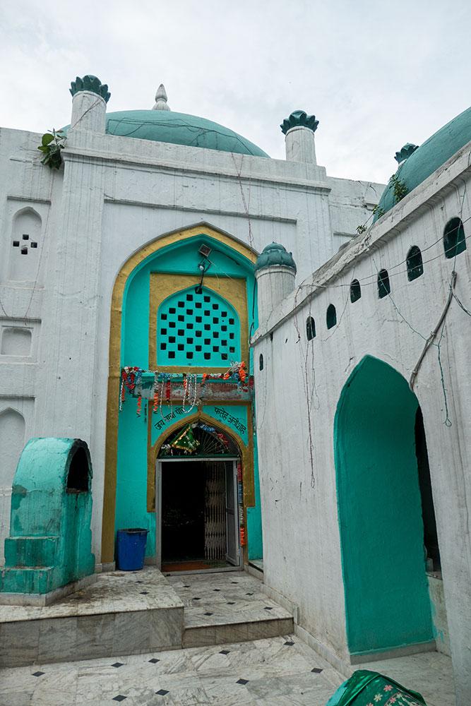 Ziyarat Peer Patae Ali Shah (santuario hindú), ciudad de Jammu