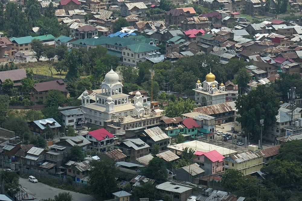 Chhatti Padshahi Gurudwara, Srinagar