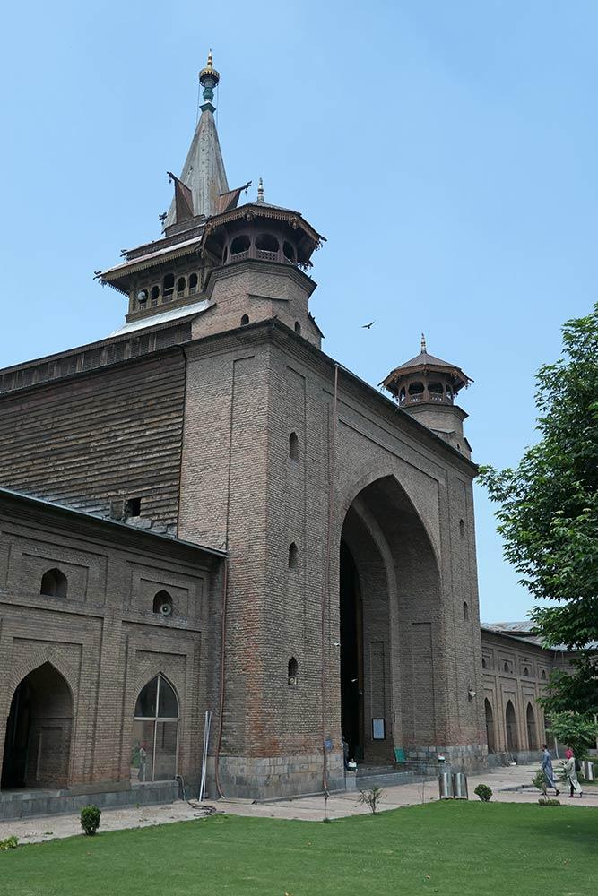 जामिया मस्जिद, श्रीनगर