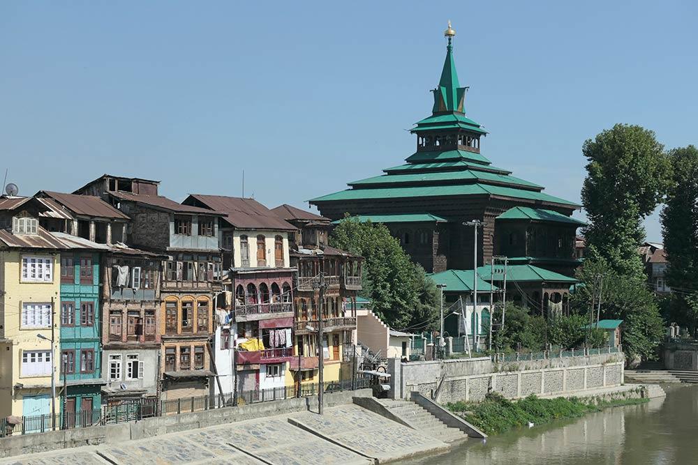 Khanqah Shai Hamadan, Srinagar