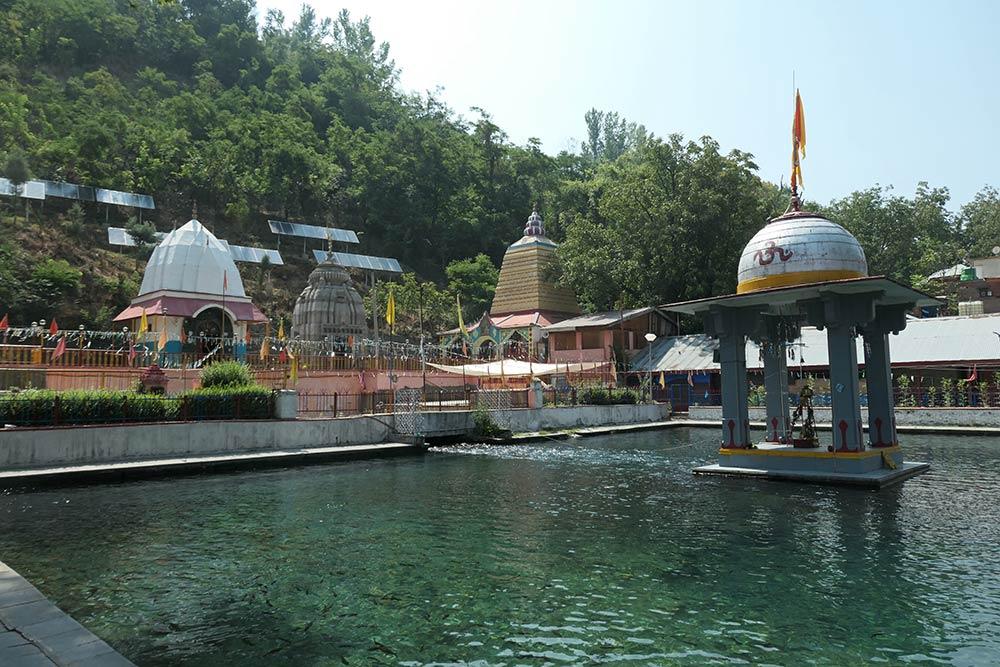 Mattan Tempel, Martand