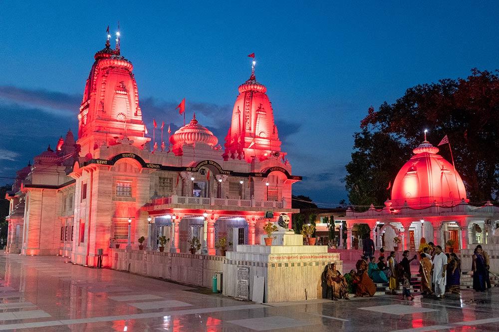 Храм Горакнатх, Горакхпур