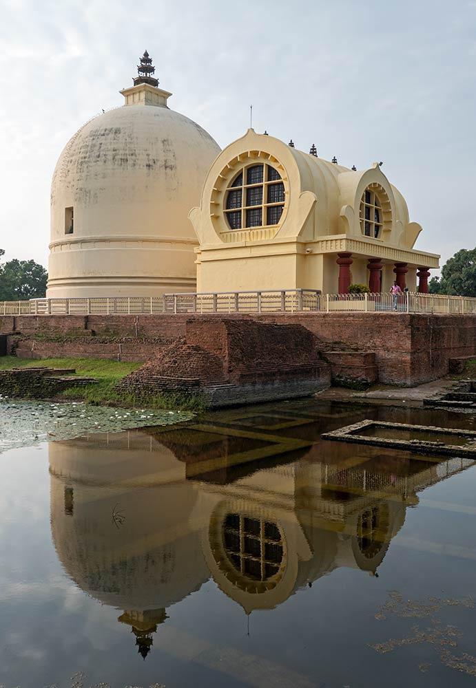 Махапаринирвана Ступа, Кушинагар