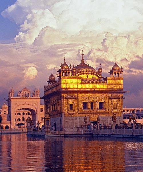 Mari Mandir, Amritsar, Indien