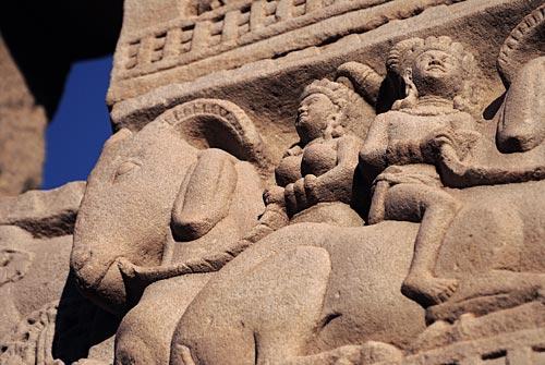 Großer Stupa, Sanchi