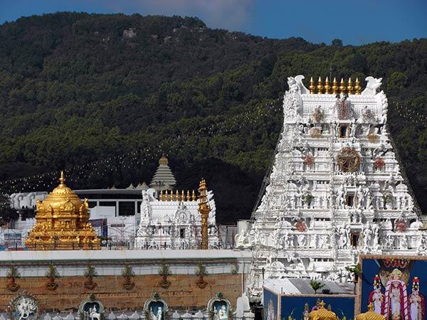 Venkateshwara-Tempel, Tirumala