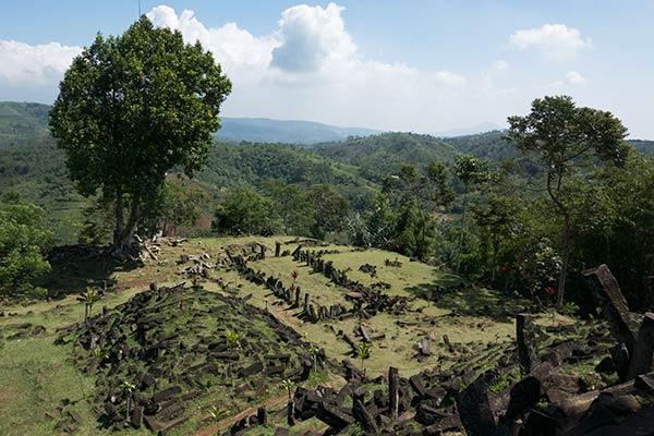 Gunung Padang, Java, Indonesia
