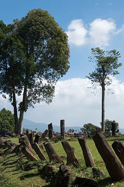 Gunung Padang, Java, Indonésie