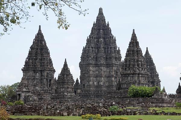 Temple de Prambanan Shiva, Yogyakarta, Java