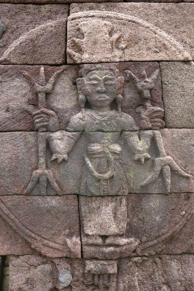 Steinskulptur, Candi Sukuh