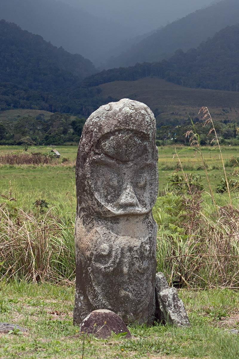 डोडा गांव, बेसोआ घाटी के पास ताडुलको प्रतिमा