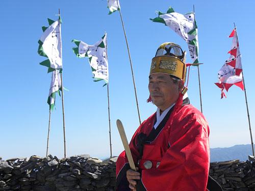 Taebaek-san