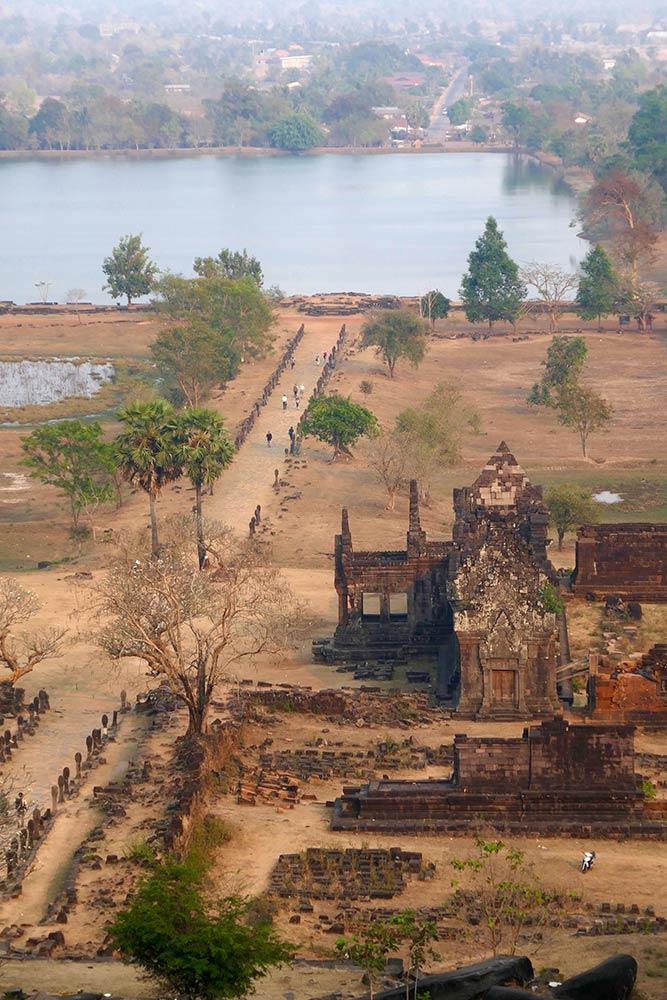 Vat Phou, Champasak