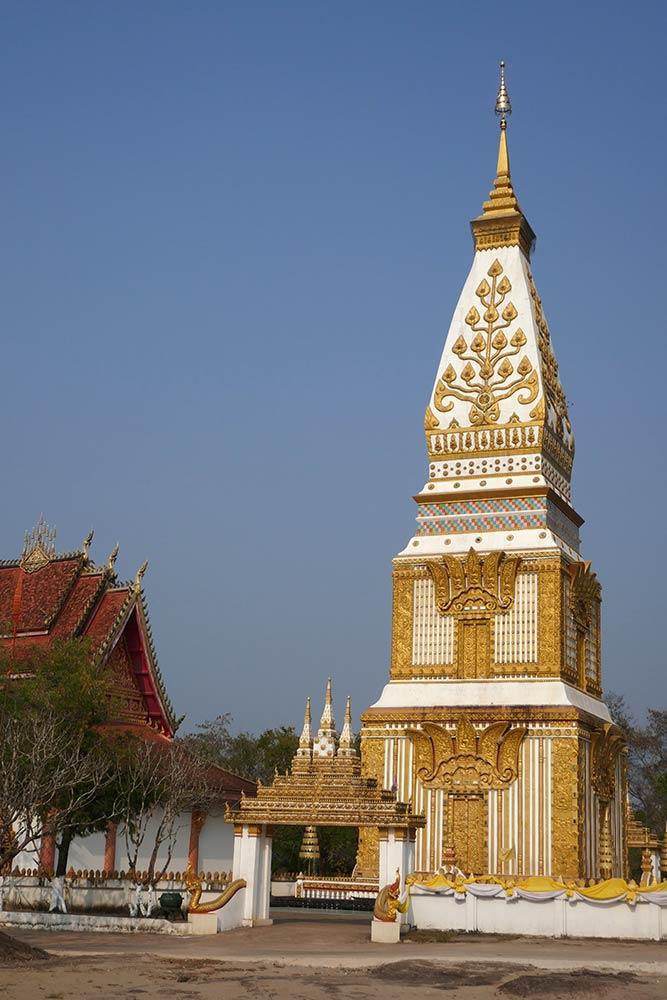 Wat Phabat Phonsane, Phabath