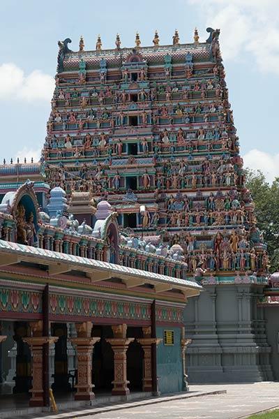 Temple Kallumalai Muruga, Ipoh, Malaisie