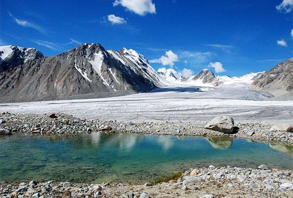 Mt. Tavan Bogd Uul, Mongolia