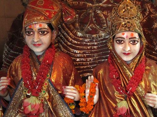 जनकपुरी-राम-सीता-प्रतिमा -3