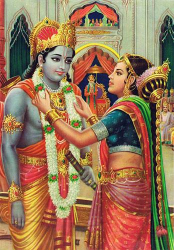 Rama-Sita-Swayamvara