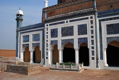 Multan Hazrat Bahuddin Zakriya