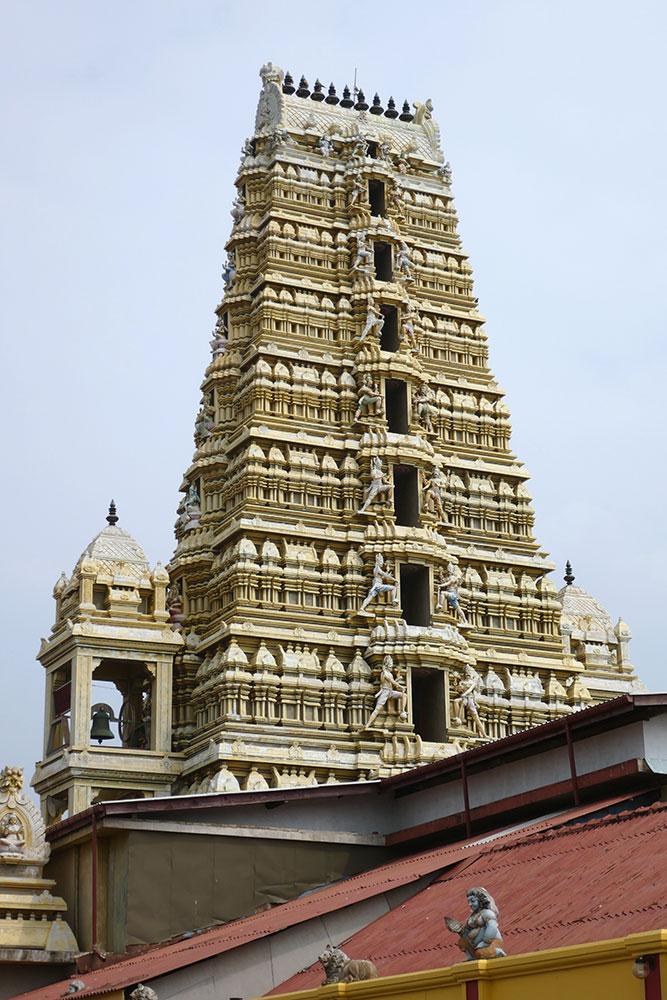 Sri Partha Sarathi Kovil, Udappuwa