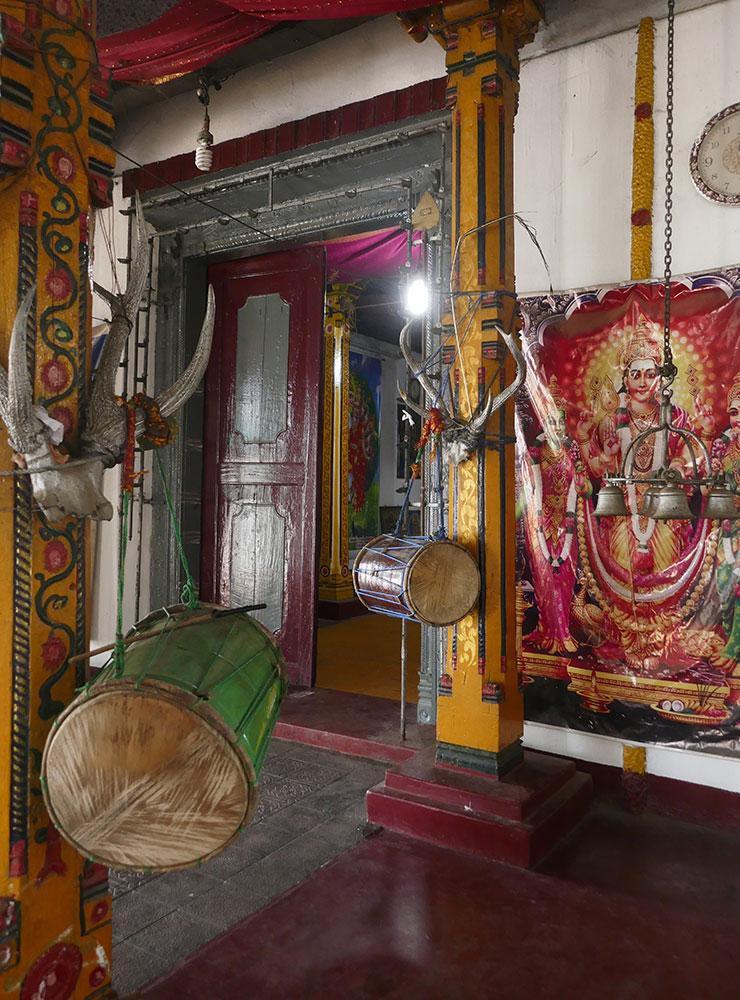 Temple Muruga, Temple Mandur Kandaswami