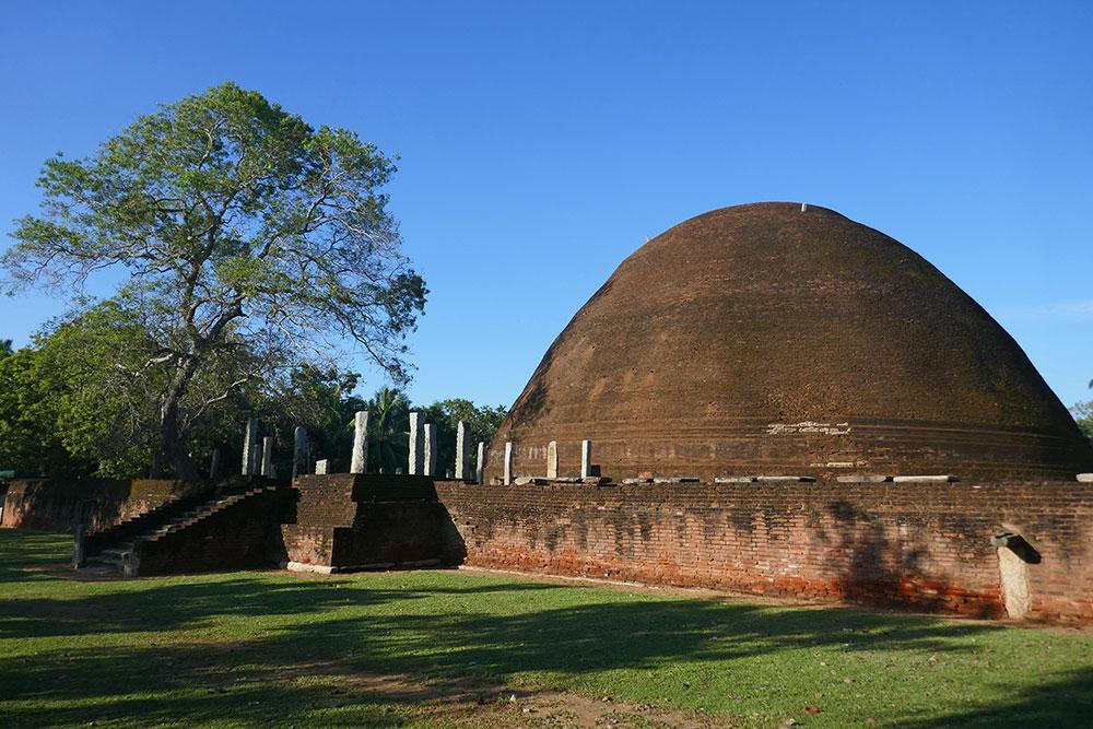 Sandagiri Stupa, Thissamaharama Raja Maha Viharaya