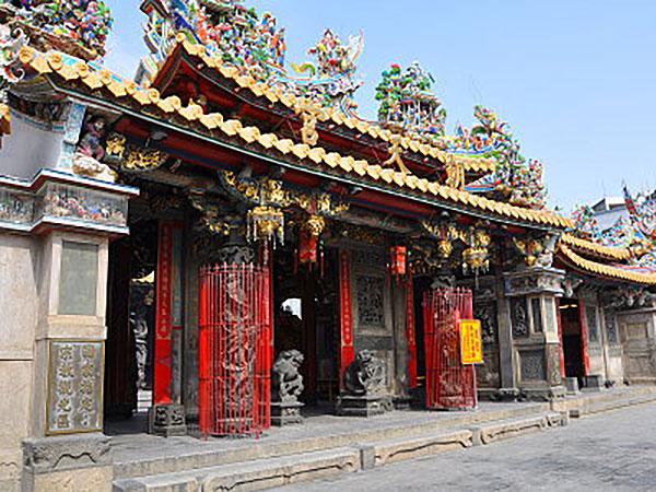 Templo Ch'ao-t'ien, Pei-kang