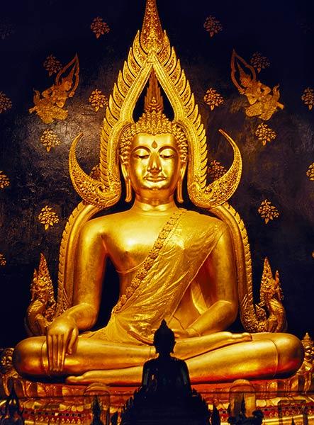 Phra Phuttha Chinnarat Будда