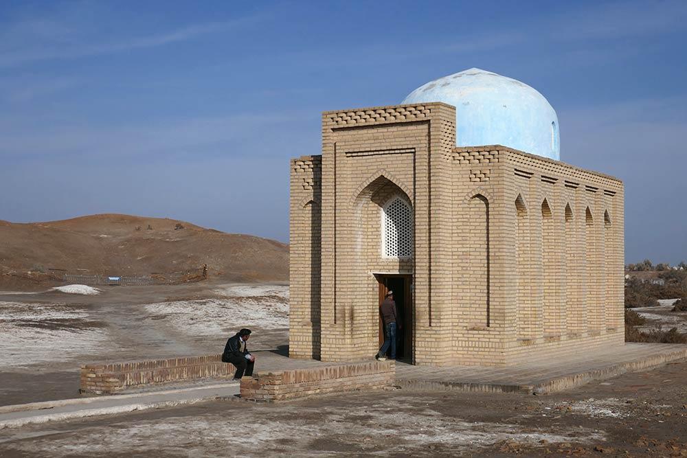 Mausoleum von Sufi Piryar Weli, Konye-Urgench