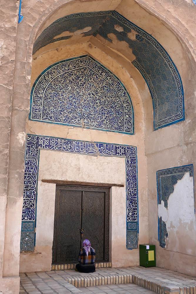 Mausoleum von Ismamut Ata, Görogly, Dashoguz