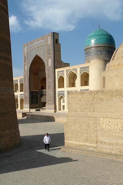 Mir i Arab Medressa, Buchara