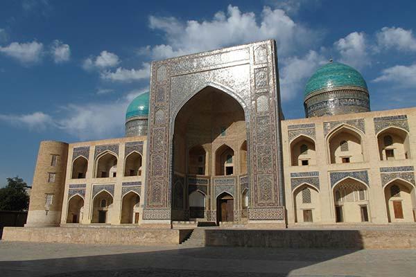 Mir i Arab Medressa, Bukhara